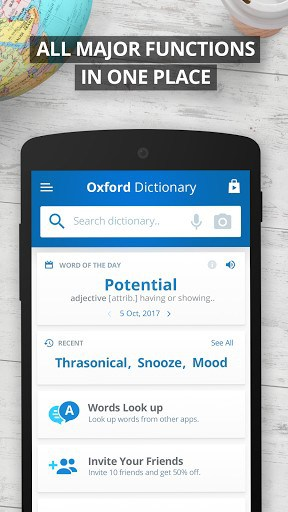 Oxford Dictionary of English Free APK Download for Android