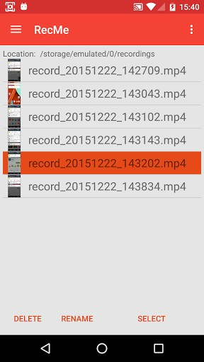 RecMe Free Screen Recorder | APK Download for Android