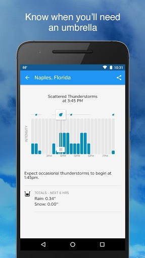 Weather Underground: Forecasts APK Download for Android