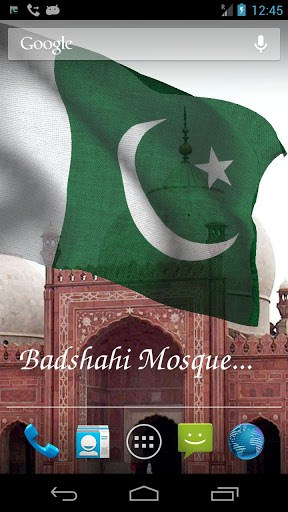 3D Pakistan Flag Live Wallpaper | APK Download For Android