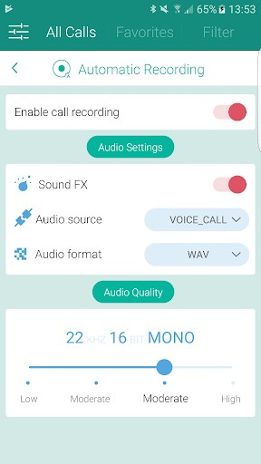 Automatic Call Recorder Pro - callU APK Download for Android