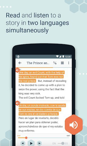 Beelinguapp: Learn Languages | APK Download for Android