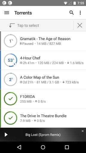 torrent apps for android tablet