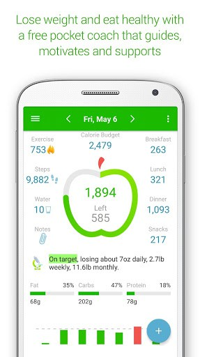 Calorie Counter - MyNetDiary APK Download for Android