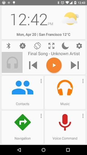 Car Dashdroid - Car Infotainment APK Download for Android
