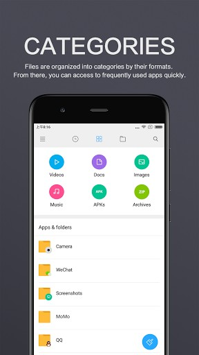 File Manager by Xiaomi | APK Download for Android