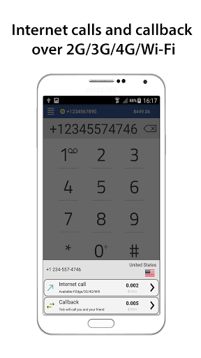 International and local calls | APK Download for Android