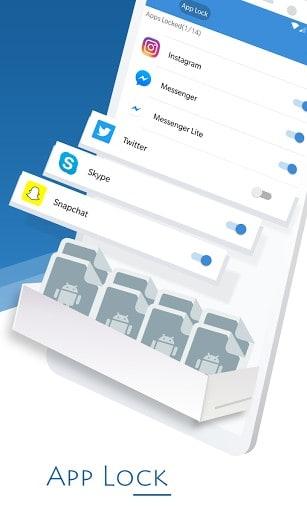 NEV Privacy - Files Cleaner, AppLock & Vault   APK Download
