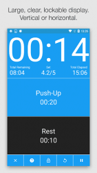 seconds hiit interval timer apk download for androidseconds is an advanced interval timer for high intensity interval training ( hiit), tabata and circuit training workouts although seconds interval timer is