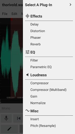 WavStudio Audio Recorder & Editor | APK Download for Android