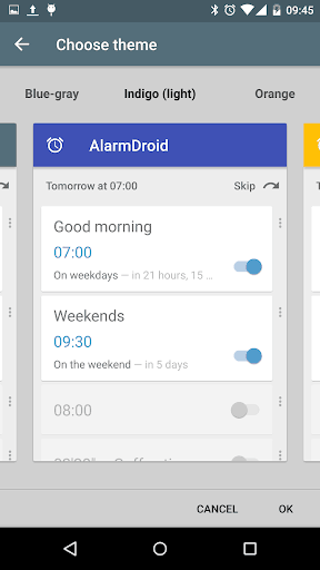 AlarmDroid (alarm clock) APK Download For Android