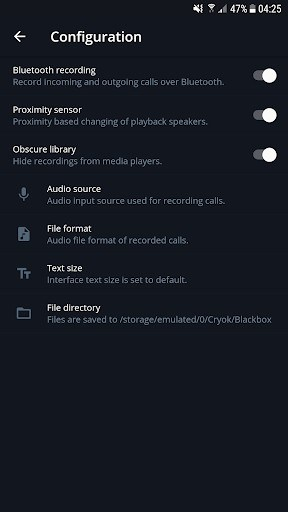 Blackbox Call Recorder | APK Download for Android