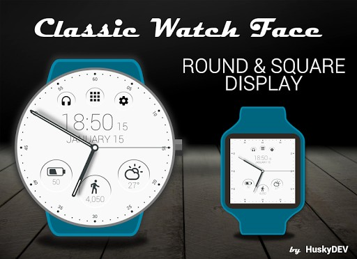 Classic Watch Face app for android   APK Download for Android