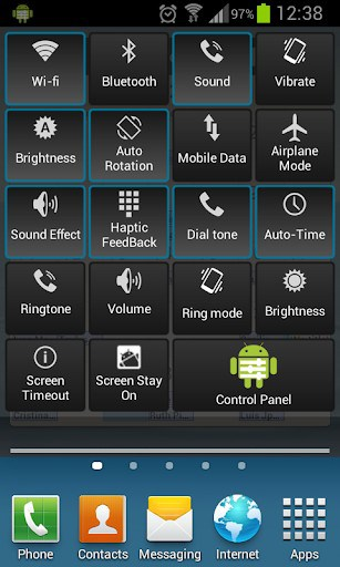 Control Panel for Android APK Download For Android