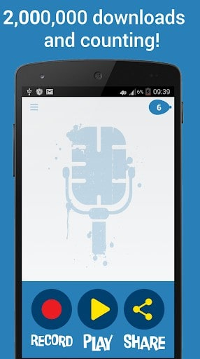 Helium Voice Changer app for android   APK Download for Android