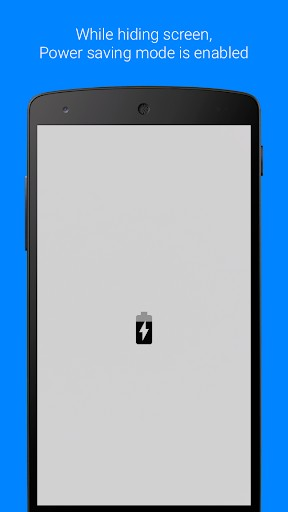 Hide Screen APK for android | APK Download for Android