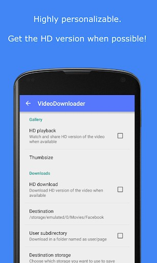 MyVideoDownloader app for android | APK Download for Android