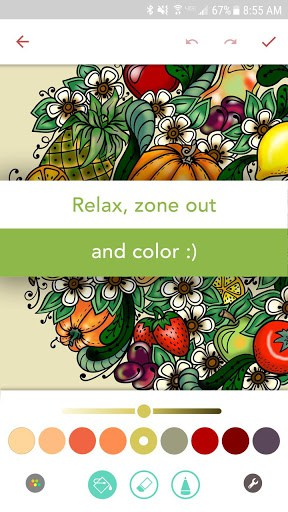 Pigment - Coloring Book APK Download for Android