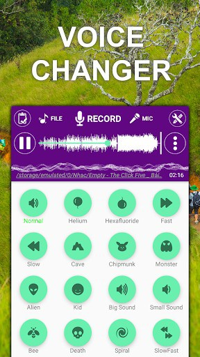 Voice Changer app for android | APK Download for Android