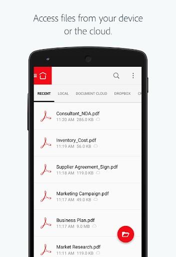 Adobe Reader APK | ADP Mobile App