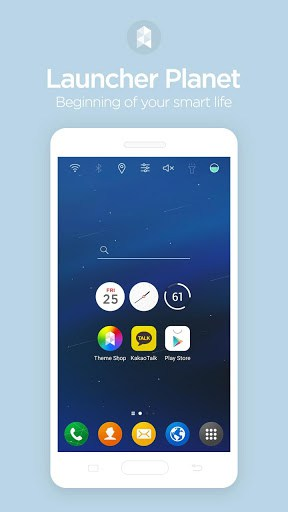 Air Launcher Application | APK Download for Android