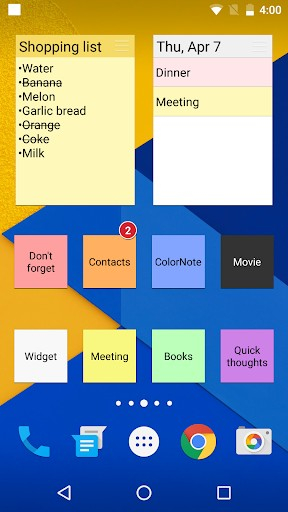 ColorNote Notepad APK Download for Android | Color Note App