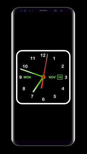 Digital Clock Live Wallpaper | APK Download For Android