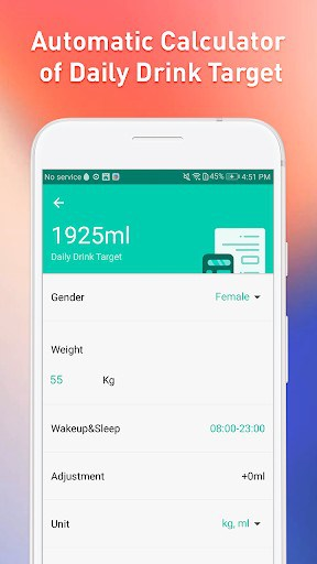 Drink Water Reminder - Water Diet Tracker | APK Download for