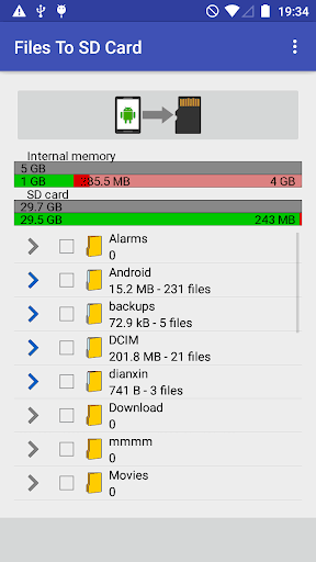 Files To SD Card Free | APK Download for Android