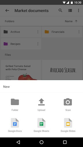 Google Drive For Free | APK Download For Android