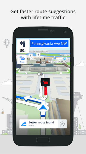 Gps navigation offline maps sygic apk download for android sygic is the worlds most installed offline gps navigation app with real time traffic for android with free 3d offline maps from tomtom gumiabroncs Image collections