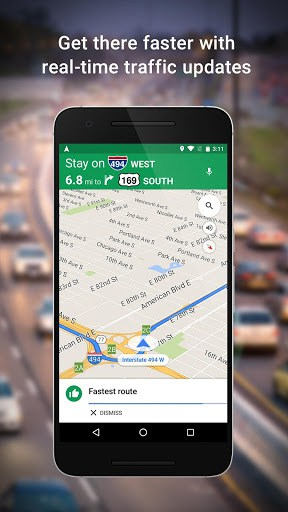 Google Maps - Navigation & Transit | APK Download For Android on