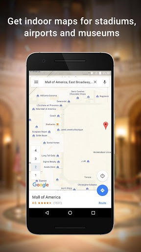 Google Maps - Navigation & Transit | APK Download For Android on