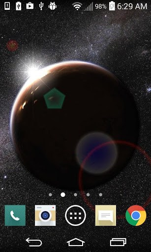 Mars in HD Gyro 3D Free | APK Download for Android