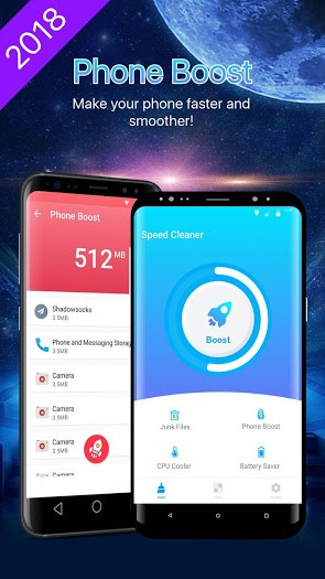 Speed Cleaner - Faster Cleaner & Junk Cache Removed APK