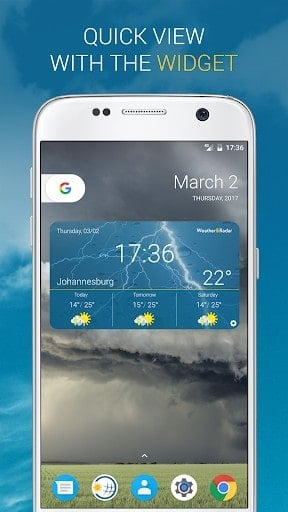 Weather & Radar - Free | APK Download for Android