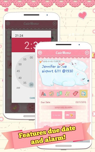 cute memo cloud sticky notes apk download for android