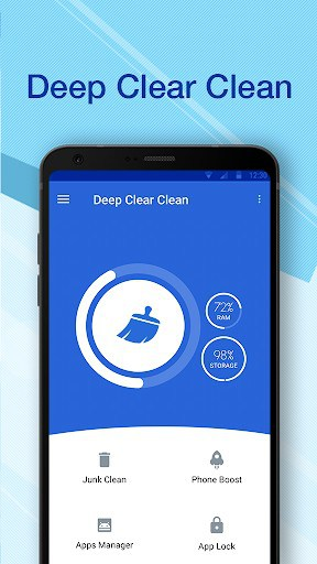 Deep Clear Clean for android | APK Download for Android