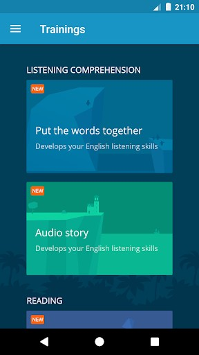 English with LinguaLeo APK Download for Android