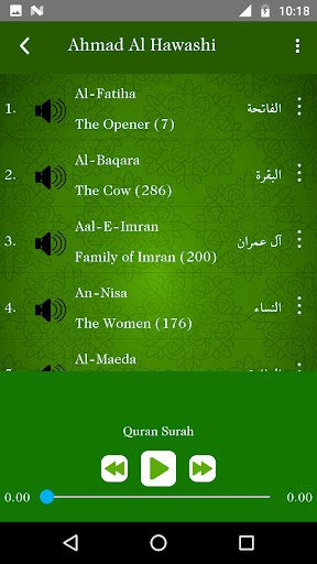 114 Surahs In The Quran Mp3 Free Download