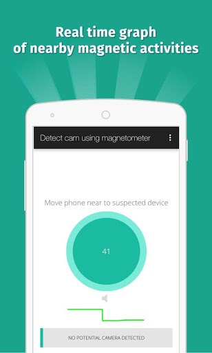 Hidden Camera Detector App for android | APK Download for