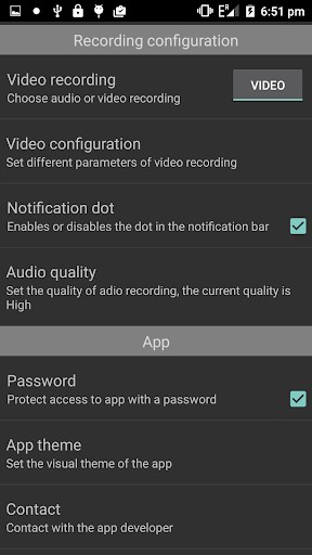 Hidden recorder app for android | APK Download for Android