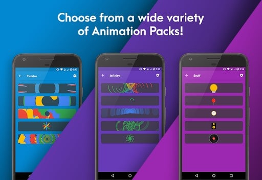 NavBar Animations APP for android | APK Download for Android