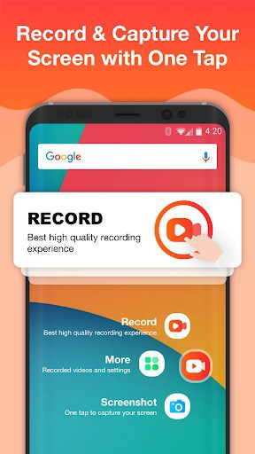 Screen Recorder app for android | APK Download for Android