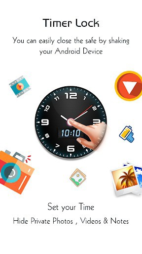 Timer Lock - Photo Video Hide | APK Download for Android