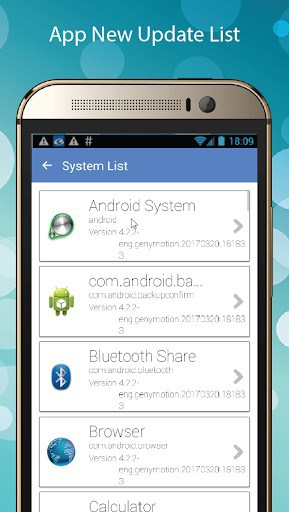 Update Software Latest APK Download for Android