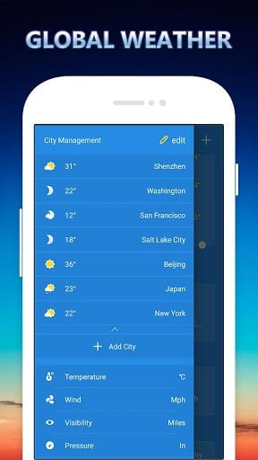Weather app for android | APK Download for Android
