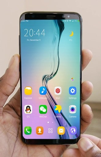 3D Launcher for Galaxy S8 APK Download for Android