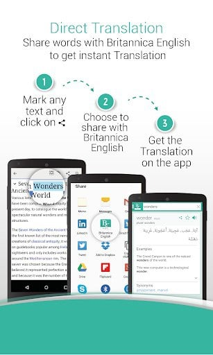 Arabic English Translator, Dictionary & Learning | APK