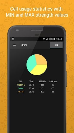 Cell Signal Monitor - Networks monitoring | APK Download for